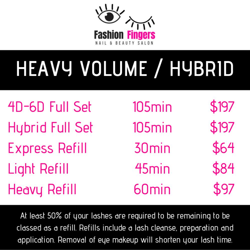 heavy volume_hybrid
